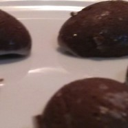 Home-made Vegan Chocolate: dairy, gluten, sugar and soy free